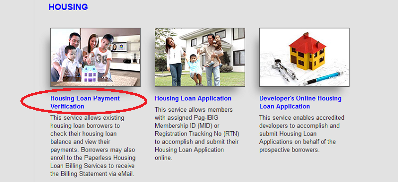 How to Check Pag-IBIG Housing Loan Payment Reference Number Online