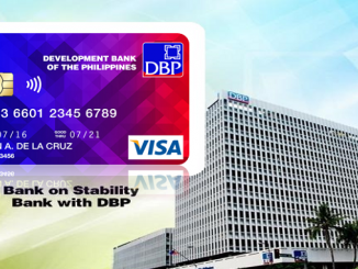 DBP Savings and Other Deposit Accounts