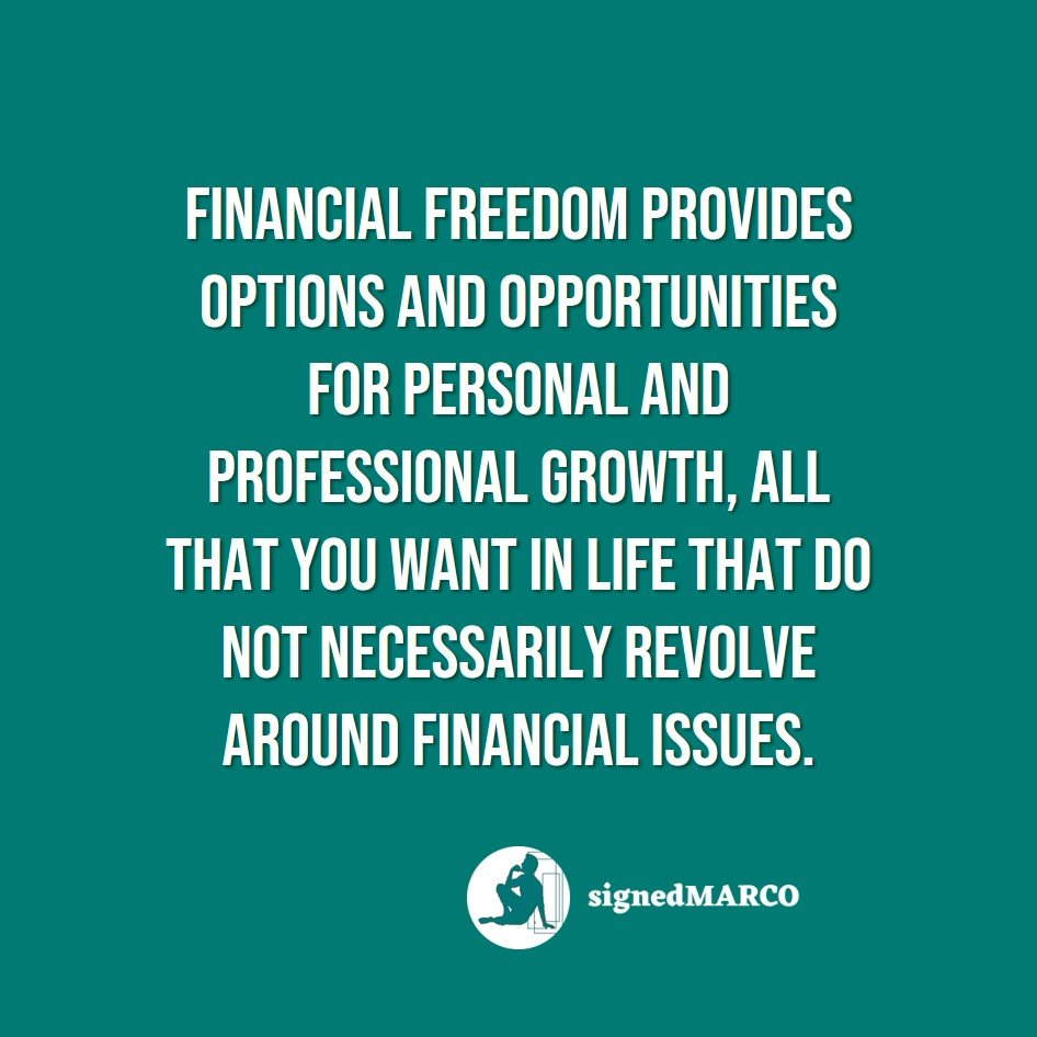Mapping Out Your Journey Towards Financial Freedom