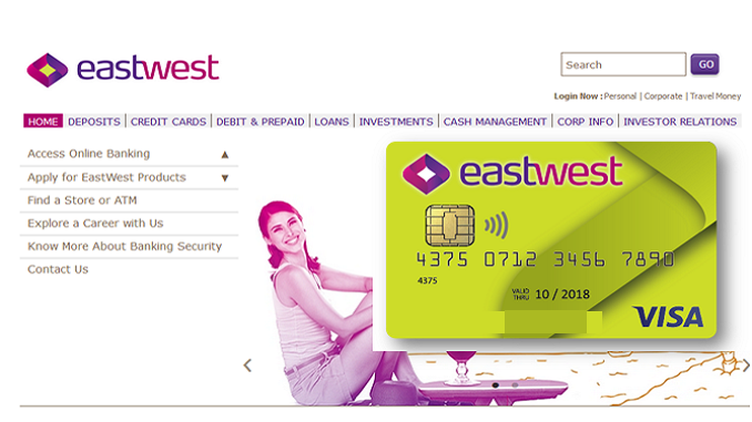 Open an EastWest Bank Savings Account
