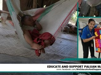 Educate and Support Paluan Mangyans