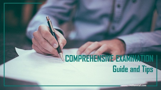 Comprehensive Examination (Compre) Guide and Tips