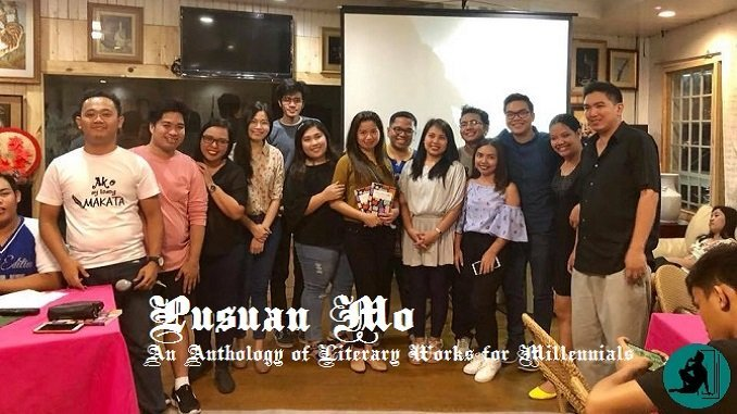'Pusuan Mo Anthology' Book Launch Snapshots