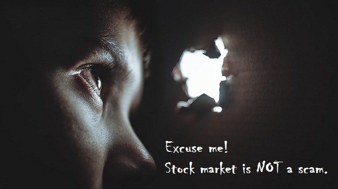 9 Reasons You Shouldn't Be Afraid of Stock Market