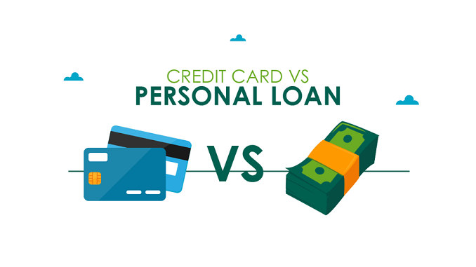 Is Credit Card Better than Personal Loan?